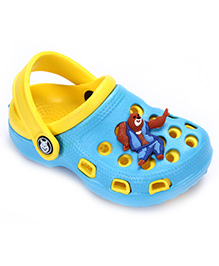 Cute Walk Clog Dual Color - Cute Applique