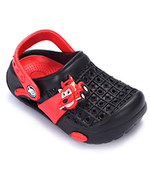 Cute Walk Clog With Back Strap - Vehicle Applique