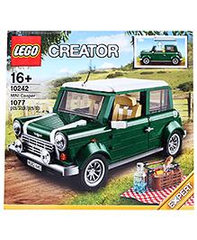 Lego Creator Mini Cooper - 1077 Pieces