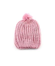 NeedyBee Acrylic Cap - Pink