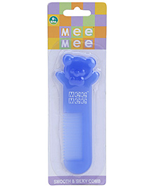 Mee Mee Smooth And Silky Comb - Blue