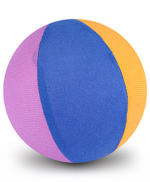 Fab N Funky Lune Design Multicolored Soft Ball