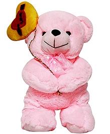 DealBindaas Stuff Toy Teddy Bright Bear With Heart