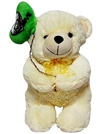 DealBindaas Stuff Toy Teddy Bright Bear Heart Flying