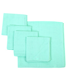 Tinycare Square Cloth Nappy Extra Large - Pack Of 5