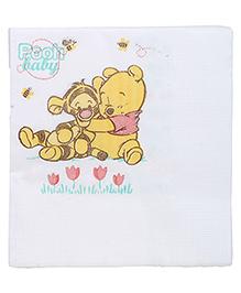 Disney Baby Napkins White - 16 Pieces