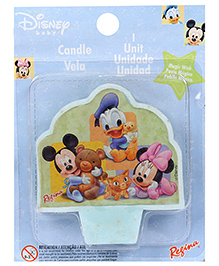 Disney Baby 2D Candle