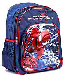 Spider Man School Back Pack - 16 Inches