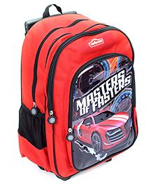 Majorette Trolley Bag R8 Print - 18 Inches