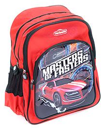 Majorette School Backpack R8 Print - 16 Inches