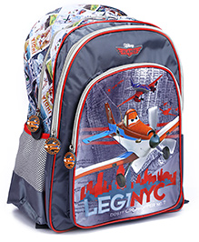 Disney Pixar Planes School Backpack - 18 Inches