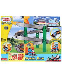 Thomas And Friends Take N Play Double Spiral Run Portable Railway
