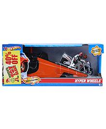 Hotwheels Hyper Wheels Stunt Vehicle - Orange
