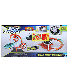 Hotwheels Spin Shotz Attack And Blast Stunt Set