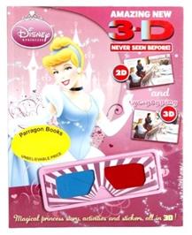 Disney Princess - Amazing new 3-D never seen before