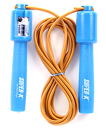 Super-K Countable Jumping Rope - Blue