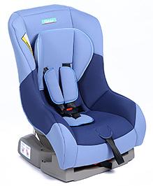 Fab N Funky Kidstar Convertible Car Seat - Blue