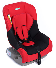 Fab N Funky Kidstar Convertible Car Seat - Red