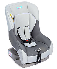 Fab N Funky Kidstar Convertible Car Seat - Grey