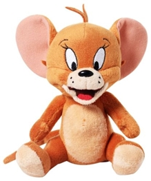 Tom and Jerry Jerry Plush Toy - 16 Cm