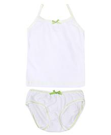 Babyhug Spagetti Top And Panty Set