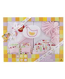 Mee Mee Gift Set Red - Pack of 8