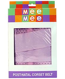 Mee Mee Post Natal Corset Belt - Purple