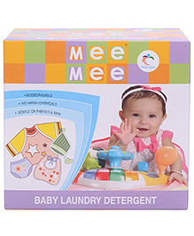 Mee Mee Baby Laundry Detergent Floral Scent - 1 Kg