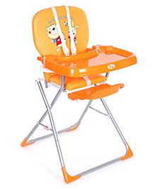 Mee Mee High Chair - Orange