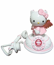 Rc Tots Hello Kitty Vintage Style Telephone - Height 20.5 Cm