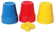 Megcos - Cups & Balls