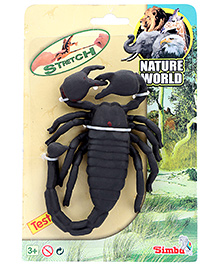 Simba Stretchable Animal Scorpion - Nature World