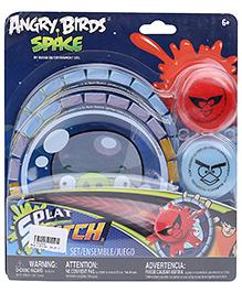 Angry Birds Space Splat Catch