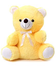 IR Teddy Bear Soft Toy - Yellow