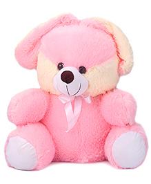 IR Soft Toy Teddy Bear With Big Ears Pink - Height 54 cm