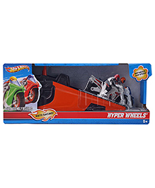 Hot Wheels Hyper Moto Racing - Orange And Black