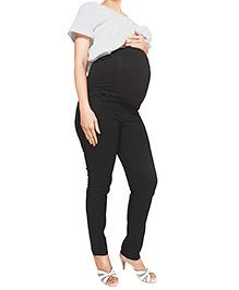 Nine Maternity Slim Fit Denim Jeans - Black