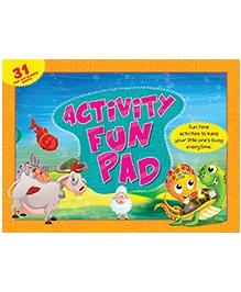 Young Angels Activity Fun Pad - English