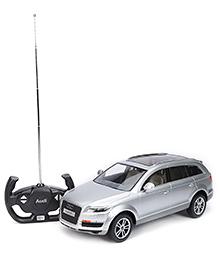 Rastar Remote Controlled Car Audi Q7 - Silver