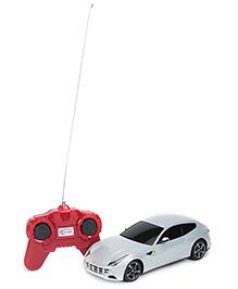 Rastar Remote Controlled Car Ferrari FF - Silver