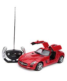 Rastar Remote Control Car Mercedes Benz - Red
