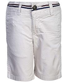 Gini & Jony Bermuda Shorts - Light Khaki