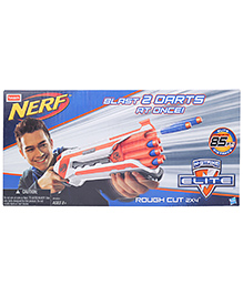 Funskool Nerf Strike Elite Rough Cut Blaster