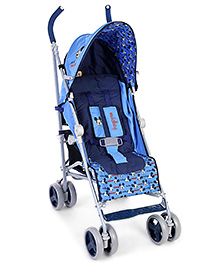 Disney International Mickey Stroller - Blue