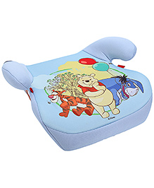Disney International Winnie The Pooh Child Seat Rise - Sky Blue