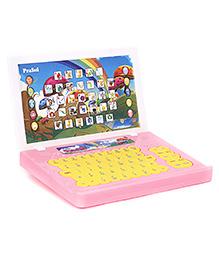 Prasid English Teacher Laptop - Pink And Yellow