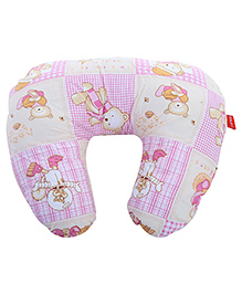 Sapphire Boppy Feeding Pillow Small - Pink