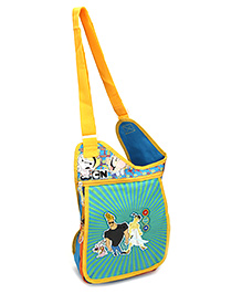 Disney International Jhony Bravo Sling Bag - Blue