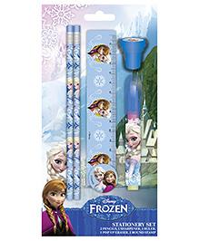 Disney Frozen Stationay Set - Five Items