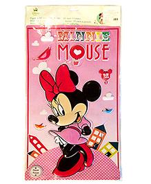 Minnie Mouse Wall Sticker Big - Pink